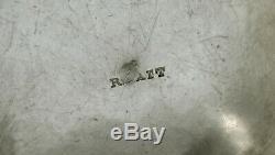 R. Rait Argent À Thé Empire Thé Urne C1840 105 Onces