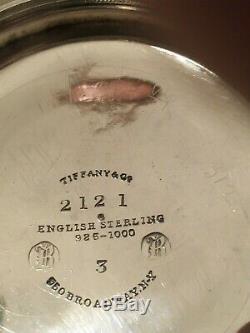 Rare Amende Énorme Ca 1855 143 Oz Complete Tiffany & Co 5-pc En Argent Sterling À Thé