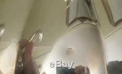 Reed & Barton Winthrop Citrouille Silverplate Pot De Café Et À Thé