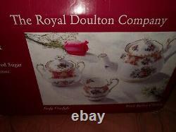 Royal Albert Bone China Lady Carlyle 3 Pièces À Thé