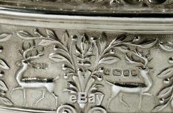 Service À Thé Anglais Sterling 1881 Cellini Renaissance Revival