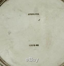 Service À Thé Roden En Argent Sterling, Vers 1930, Orfèvres Royaux