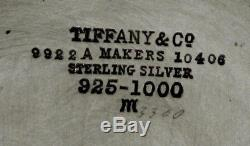 Service À Thé Tiffany En Argent Sterling C1905