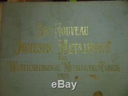 Service À Thé Wmf Art Nouveau, 1900 Livraison Gratuite