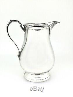 Tiffany & Co. 4 Pièce Thé En Argent Sterling Hasard Pas. 22555, Vers 1947-1956
