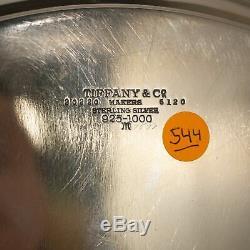 Tiffany & Co. À Thé Sterling, Arts Et Métiers. 4pc