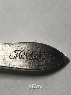 Tiffany & Co. Cuillères À Thé Glacé En Argent Sterling (ensemble De 6)