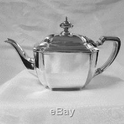 Tiffany Hampton Service Café / Thé / Set 5 Pièces No Mono 1956 Argent Sterling