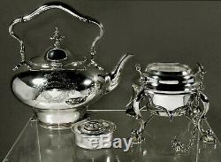 Tiffany Sterling À Thé Tea Kettle 1854